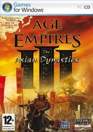 Age Of Empires III The Asian Dynasties
